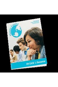 Учебник современного испанского языка Planeta Espanol. En Clase 1. Elemental